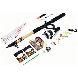 Matt Hayes Adventure 8ft Telescopic Fishing Rod Set