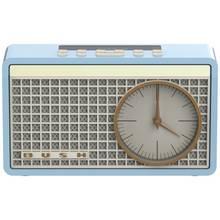 how to set time on bush dab radio