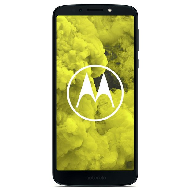 Buy SIM Free Motorola Moto G6 Play 32GB Mobile - Deep Indigo | SIM free  phones | Argos