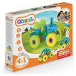 more details on Engino Qboidz 4-in-1 Field Tractor Multi-Model Set.