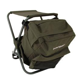 Dunlop Fishing Stool with Backpack