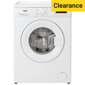 Bush WMDF814W 8KG 1400 Spin Washing Machine - White