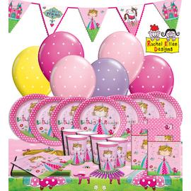 Rachel Ellen Princess Party Kit