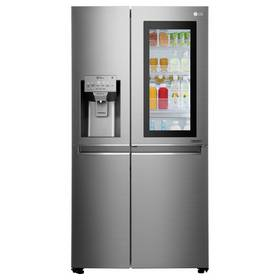LG GSX961NSAZ InstaView Side By Side Fridge Freezer