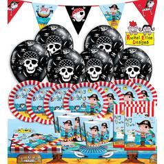 Rachel Ellen Pirate Party Kit