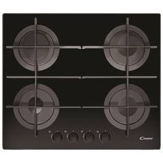 Candy CVG64STGN Gas Hob - Black
