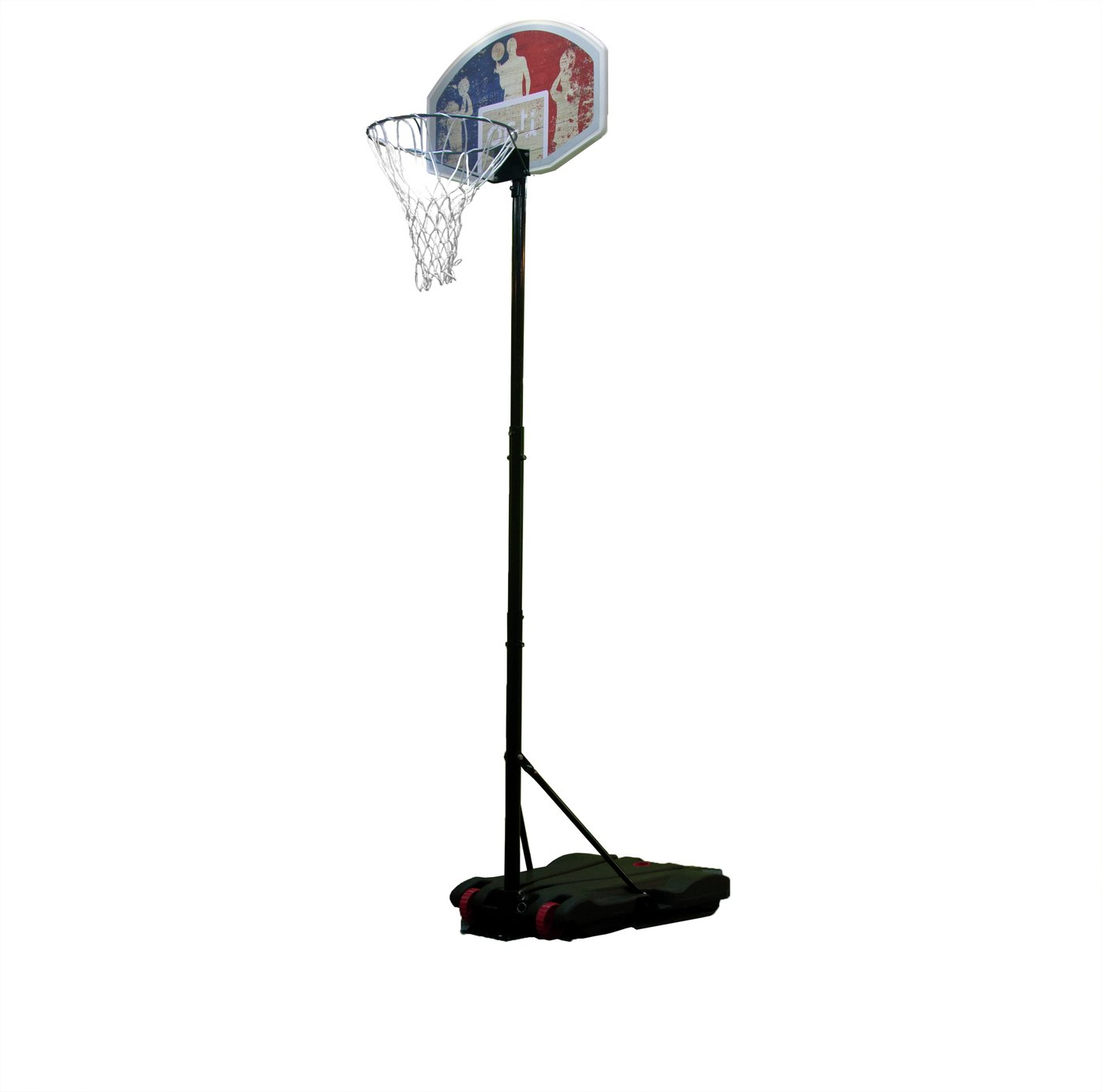 Opti Portable Basketball System