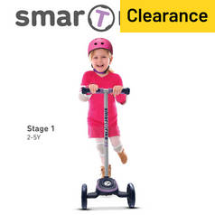 smarTrike T3 T-Scooter - Purple