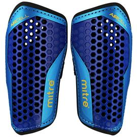 Mitre Aircell Carbon Slip Shin Pads - Small