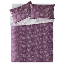 Collection Tilbury Plum Bedding Set - Double