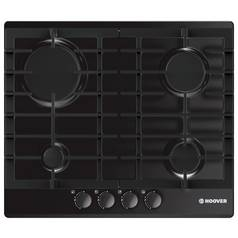 Hoover HGH64SCEB Gas Hob - Black
