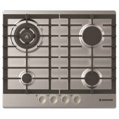 Hoover HGH64SDWCEX Gas Hob - Stainless Steel