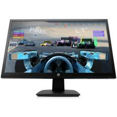 HP 27o 27 Inch FHD 1ms Gaming Monitor - Black