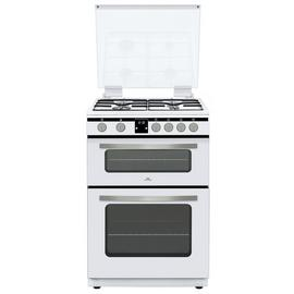 New World NWLS60DGW Cooker Wht
