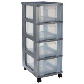 Really Useful Heavy Duty 4 Drawer Tower