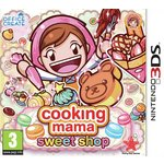 more details on Cooking Mama: Sweet Shop 3DS Pre-Order Game