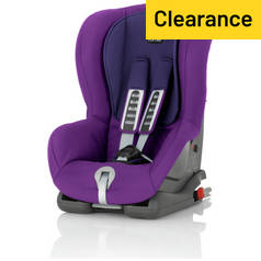 Britax Romer DUO PLUS Group 1 Car Seat - Mineral Purple
