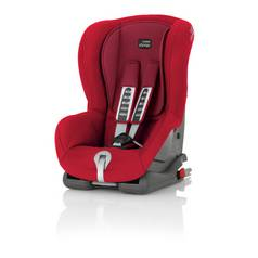 Britax Romer DUO PLUS Group 1 Car Seat - Flame Red