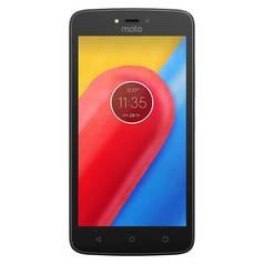 SIM Free Motorola Moto C Plus 16GB Mobile Phone - Red