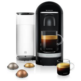 Nespresso by Krups Vertuo Pod Coffee Machine - Black