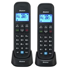 Binatone Veva 1915 Call Blocker Cordless Telephone - Twin
