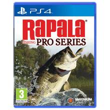 Rapala Fishing Pro Series PS4 Game