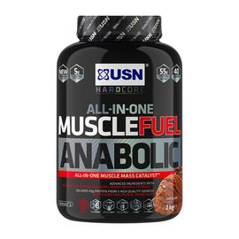 USN Muscle Fuel Anabolic Protein Shake Chocolate 2kg