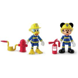 Mickey and the Roadster Racers Mickey & Donald - 2 Pack.