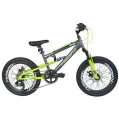 Muddyfox Utah 20 Inch Dual Supsension Boys Bike