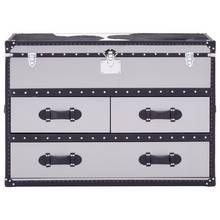 Premier Housewares Kensington Townhouse 3 Drawer Chest