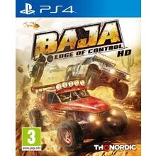 Baja: Edge Of Control PS4 Game
