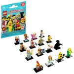 more details on LEGO Minifigures Series 17 - 71018.