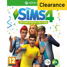 The Sims 4 Deluxe Xbox One Game