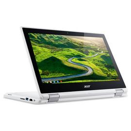 Acer R11 11.6 In Celeron 4GB 32GB Chromebook - White