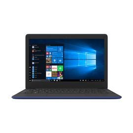 HYPA Flux 11in Celeron 4GB 64GB Cloudbook - Blue