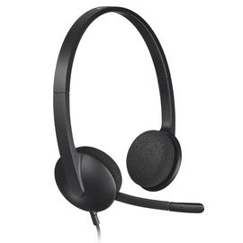 Logitech H340 PC Headset - Black