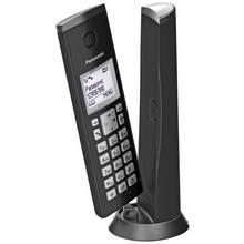 Panasonic KX-TGK220EB Cordless Telephone Dect-Black Single