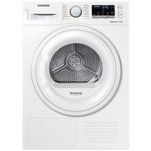 Samsung DV80M50101W 8KG Heat Pump Tumble Dryer - White Best Price, Cheapest Prices