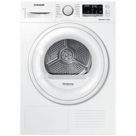 Samsung DV80M50101W 8KG Heat Pump Tumble Dryer - White