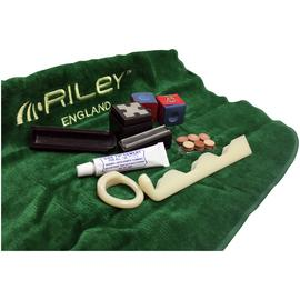 BCE Snooker and Pool Cue Care Kit.