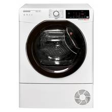 Hoover DXWH10A2TKE 10KG Heat Pump Tumble Dryer - White Best Price, Cheapest Prices