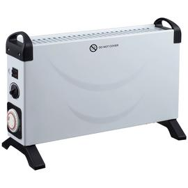 Challenge 3kW Convector Turbo Heater with Timer