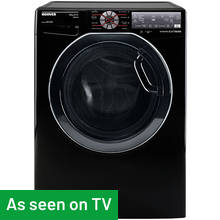 Hoover DWFT410AH8B 10KG 1400Spin ONEFI EXTRA Washing Machine Best Price, Cheapest Prices