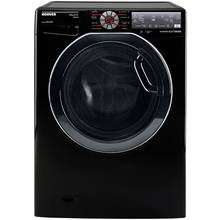 Hoover DWFT413AH3 13KG 1400 Spin Washing Machine - Black Best Price, Cheapest Prices
