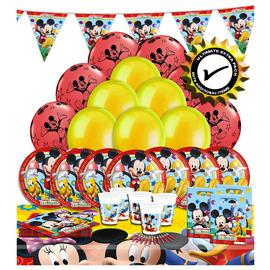 Ultimate Extra Disney Mickey Party Pack