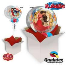 Disney Elena 22 Inch Bubble Balloon In A Box