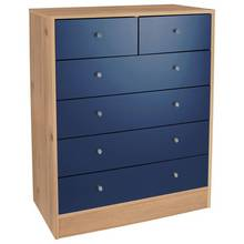 HOME Malibu 4+2 Drawer Chest