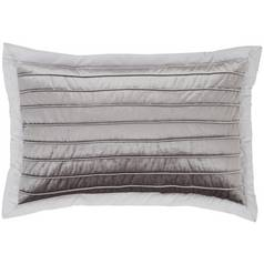 Catherine Lansfield Corded Velvet Pillow Cover Pair - Grey