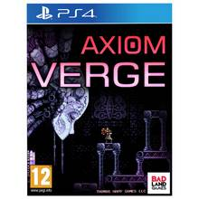 Axiom Verge Standard Edition PS4 Game