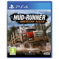 SpinTires MudRunner: American Wilds PS4 Game